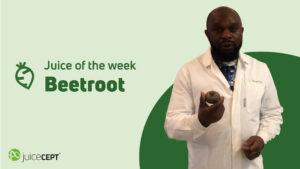 Juice of the week - Beetroot