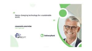Johan Möllerström - OptiCept - DeliveryRank